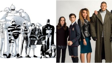 Photo of The Umbrella Academy: 5 maneras de ser diferente de los cómics es una buena cosa (y 5 formas en que no lo es)