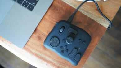 Photo of TourBox agrega un toque de control táctil a su flujo de trabajo de edición en un paquete portátil