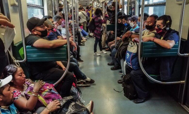 UNAM analiza dispersión y precipitación de gotas de saliva en el transporte y espacios públicos 1