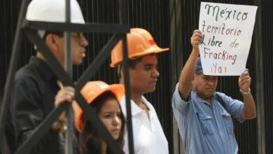 Urgen a AMLO emitir decreto de suspensión del fracking 10