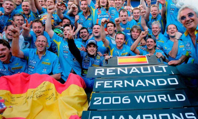 Renault acelera el fichaje de Fernando Alonso para 2021 1