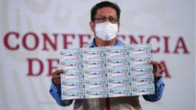 Photo of 'Cachitos' que no se vendan se entregarán al sector salud: AMLO