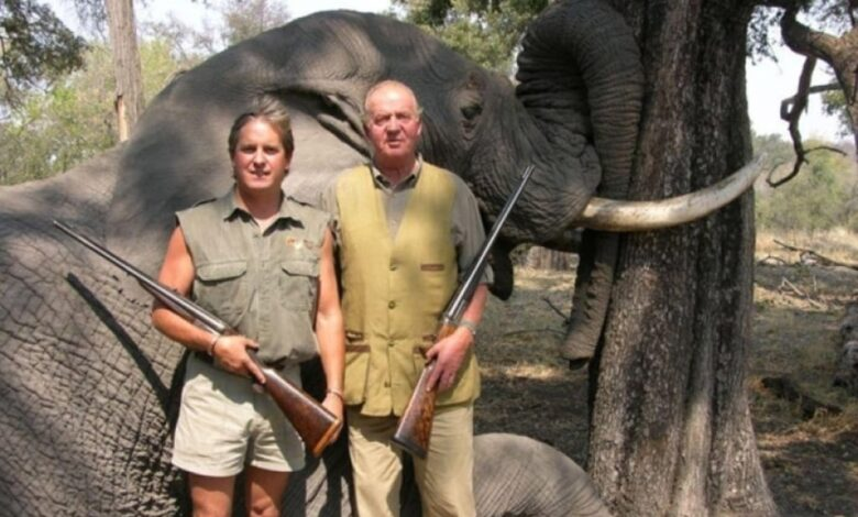 Juan Carlos I: El rey cazador de elefantes | Foto - La Neta Neta