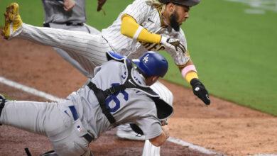 Photo of Cronenworth, Paddack guían a Padres en triunfo ante Dodgers