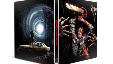 Photo of The Evil Dead y The Evil Dead 2 lanzados juntos en un conjunto de libro de acero Blu-ray 4K