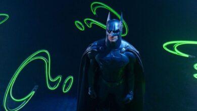 Photo of Los fanáticos de Batman Forever Schumacher Cut se están volviendo locos por Val Kilmer que asiste a DC FanDome