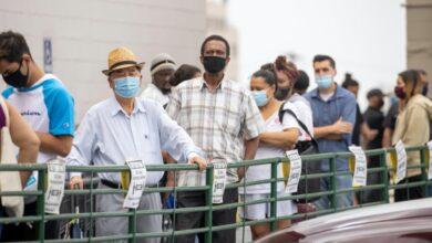 Photo of Rebasa EU los cinco millones de contagios por coronavirus