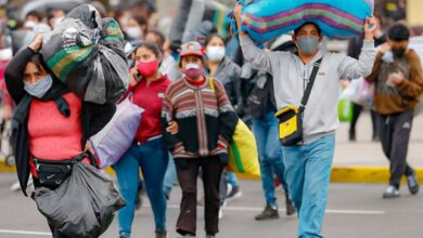 Photo of Crisis por el coronavirus desata conflictos sociales en Perú