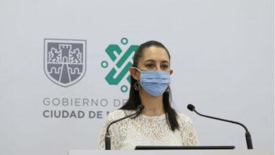 Photo of Asegura Sheinbaum que han disminuido muertes diarias por Covid en CDMX