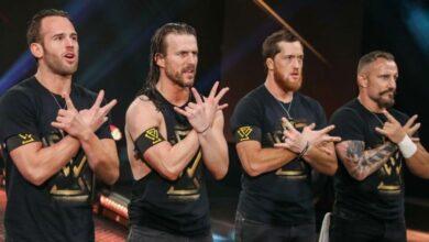 Así es como se desempeñó NXT en las calificaciones sin competencia de AEW Dynamite 8