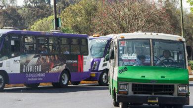 Photo of Buscan asegurar en el IMSS a choferes de transporte concesionado en CDMX