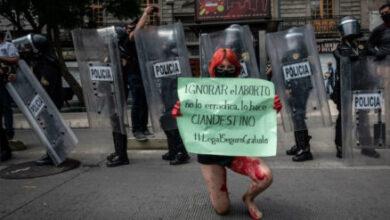 Photo of Con diálogo y encauzamiento, buscan evitar violencia en marchas de Cdmx