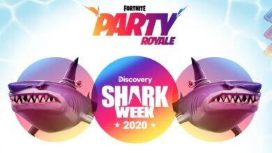Photo of El evento Fortnite Party Royale mostrará un episodio exclusivo de Tiger Shark King
