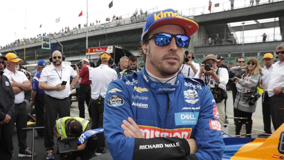Photo of Empieza el sueño Indy500 para Fernando Alonso