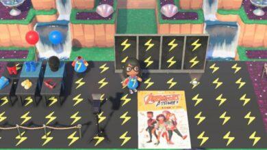 Photo of Este Animal Crossing Dream Island permite a los jugadores disfrazarse de la Sra. Marvel