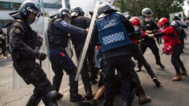 Photo of Gobierno de Cdmx presenta acuerdo para actuación policial en manifestaciones