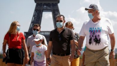 Photo of Grandes eventos seguirán prohibidos hasta finales de octubre en Francia por pandemia
