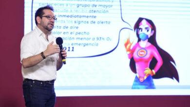 Photo of Hay una disminución en la velocidad en que se presentan casos de Covid: Cortés Alcalá