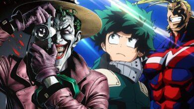 Photo of Joker de DC hizo un cameo secreto en My Hero Academia