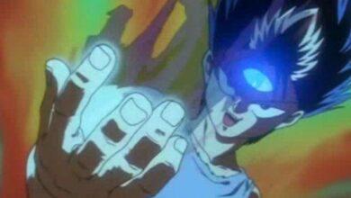 Photo of La impresionante animación Yu Yu Hakusho se dispara con Hiei