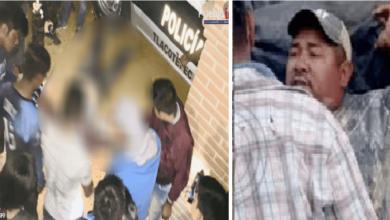 Photo of Linchan, queman y matan a pedradas a empleado de Megacable,lo confundieron como secuestrador