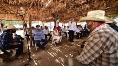 Photo of Logran acuerdo AMLO y pueblos yaqui para restituir derechos territoriales