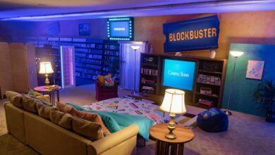 Photo of Los canales de redes sociales de Blockbuster regresan de The Dead para una promoción extraña