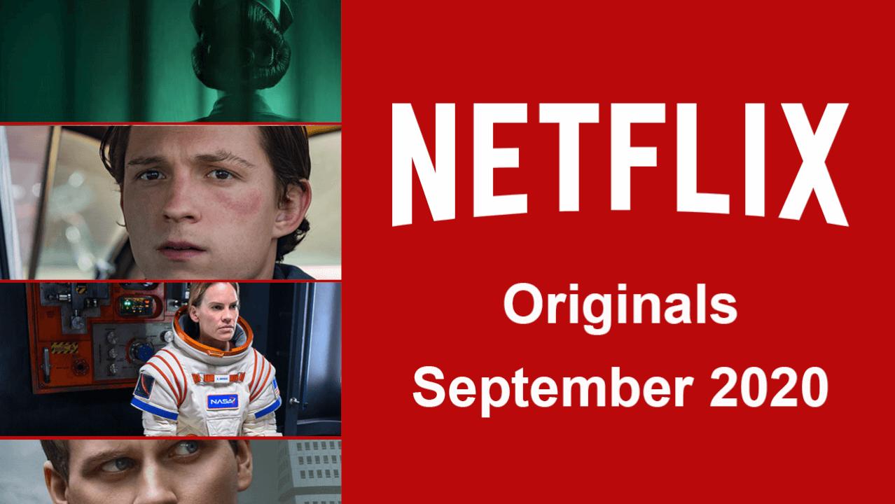 Photo of Los originales de Netflix llegarán a Netflix en septiembre de 2020