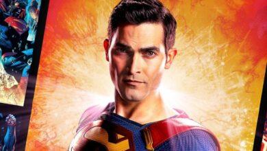 Nuevo póster de Superman y Lois destaca a Superman 9