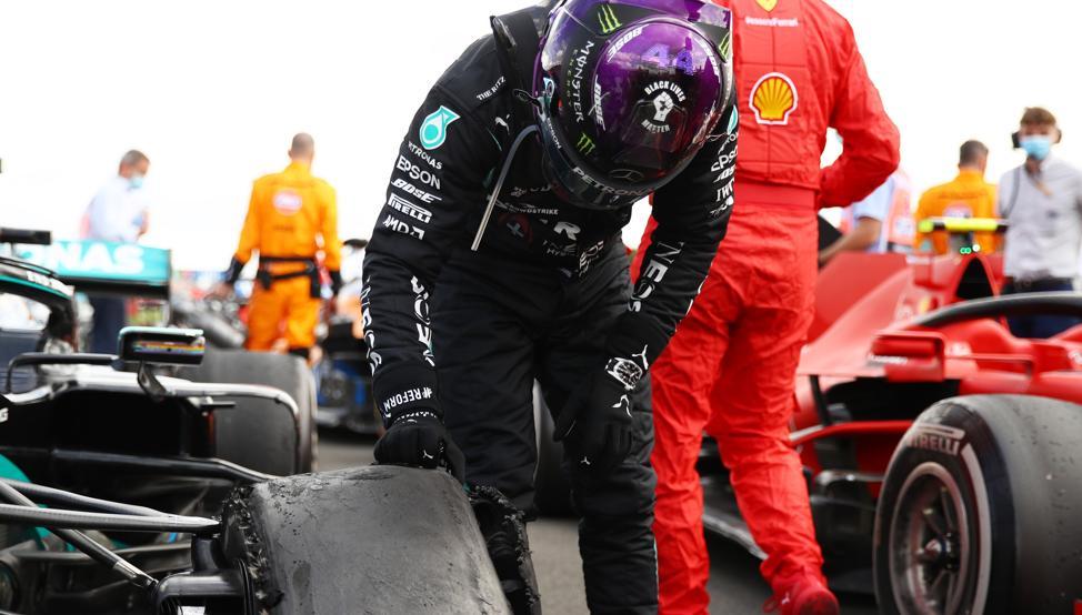 Photo of Pirelli explica el drama de los neumáticos en el GP de Gran Bretaña de F1