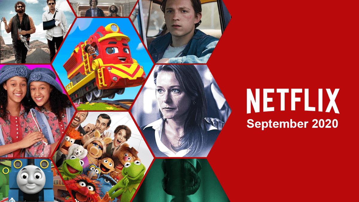 Photo of Primer vistazo a lo que viene a Netflix en septiembre de 2020