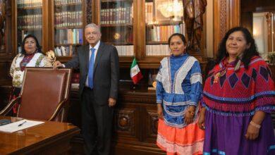 Photo of Propone AMLO terna de mujeres indígenas para el Conapred