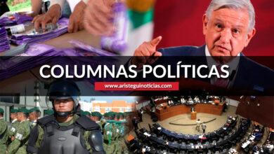 Photo of Regreso a clases por TV, el nuevo reto de la 4T | Columnas políticas 04/08/2020