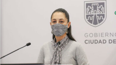 Photo of Reporta Sheinbaum 10 semanas con tendencia a la baja en hospitalización por Covid