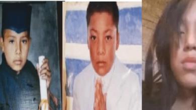 Photo of Reportan desaparecidos a tres menores en Querétaro, hay preocupación por su desaparición