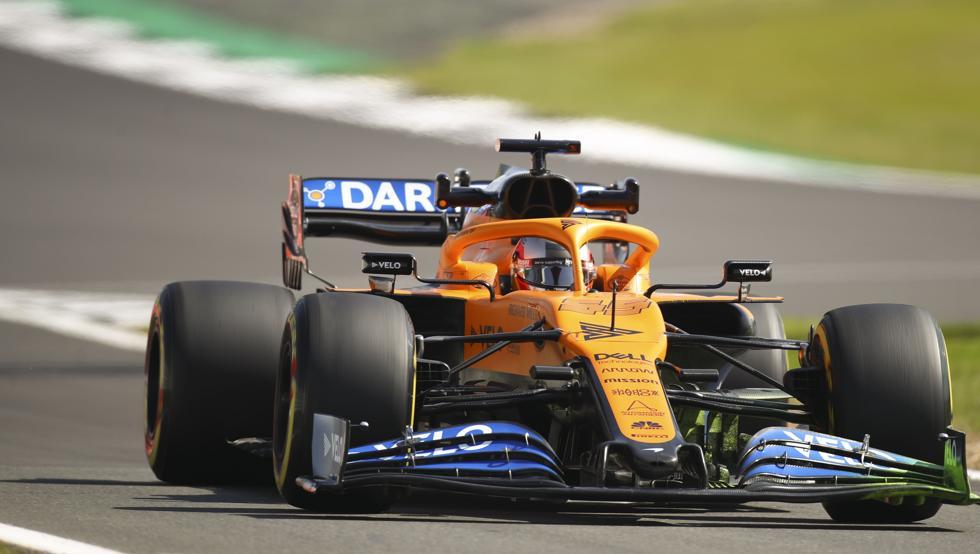 Photo of Sainz logró ser 7º en la 'qualy' con un problema en el cambio