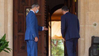 Photo of Sánchez deriva a la Casa del Rey la responsabilidad de informar del paradero de Juan Carlos I