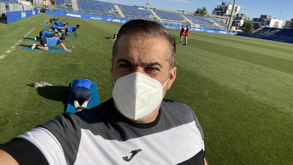 """Photo of Sandoval: """"Para nosotros es un partido histórico"""""""