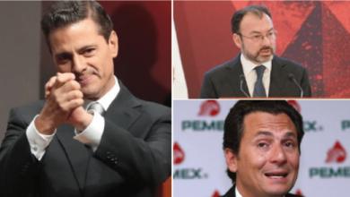 Photo of Se destapa la cloaca; Lozoya denuncia a Peña Nieto, Videgaray, a 5 ex senadores y a un ex diputado