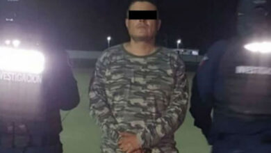 """Photo of Sentencian a 20 años de prisión a """"El Carrete"""", líder de Los Rojos"""