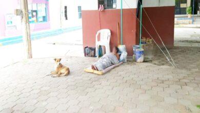 Photo of Tras 12 horas de espera, atienden a persona en situación de calle con Covid-19 en Juchitán