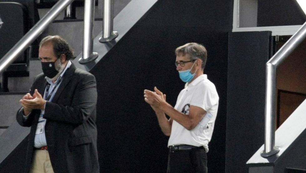 """Photo of Vázquez: """"Esto es la mentira del fútbol"""""""