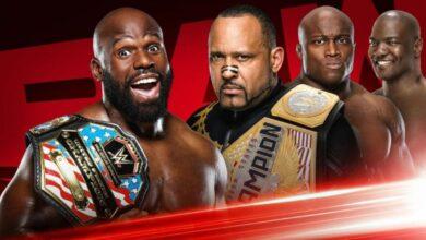 Photo of WWE confirma que el campeón indiscutible de los Estados Unidos será coronado en el WWE Raw de esta semana