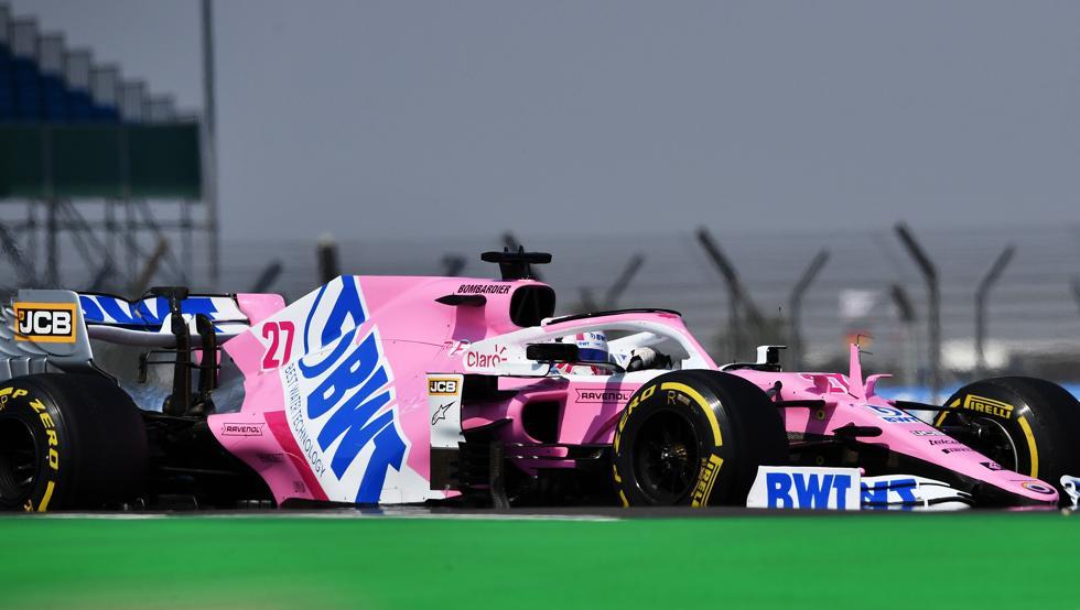Photo of Williams se rinde en el caso Racing Point y su copia Mercedes