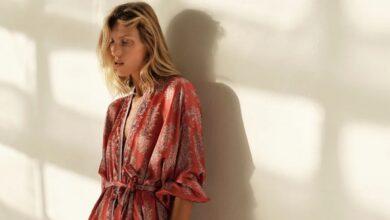 Photo of Zara tiene un kimono para llevar como vestido, túnica o chaqueta digno de una geisha