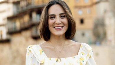 Photo of Tamara Falcó recorre España con este vestido midi de 25 euros