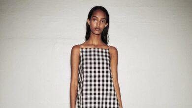 Photo of Este es el nuevo y sencillo vestido viral de Zara que ya está agotándose en web y tiendas