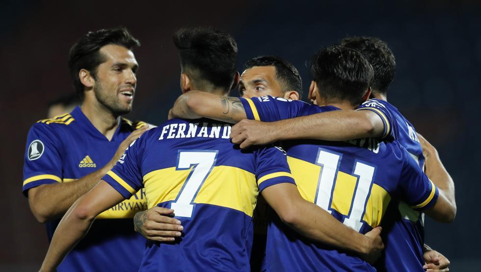 Photo of 0-2: Boca desaloja a Libertad de la cima con doblete de Salvio