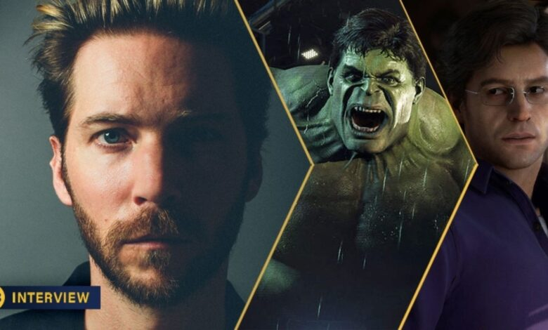Troy Baker de Marvel's Avengers habla de convertirse en Bruce Banner, Hawkeye y más 1
