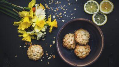 Photo of Recetas de galletas saludables perfectas para merendar o desayunar